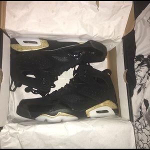 Jordan flight club 91 black/gold